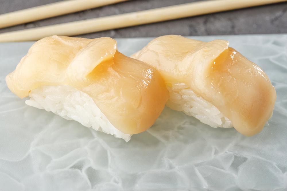 Суши с гребешком (2шт)