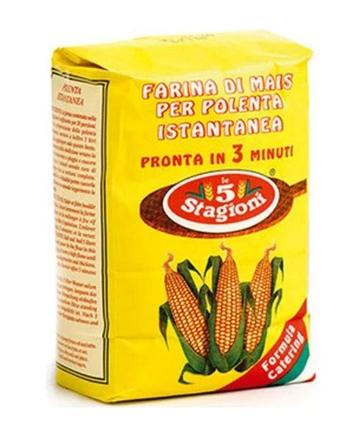 Мука кукурузная Полента Le 5 Stagioni 1 кг